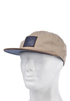 VOLCOM Lifetime ADJ Snapback Cap chestnut brown