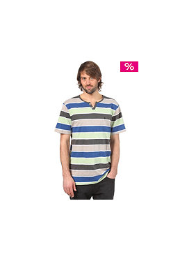 VOLCOM Lingo Henley Polo Shirt estate blue