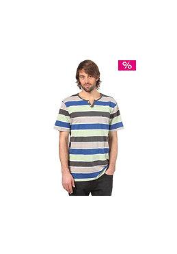 VOLCOM Lingo Henley Polo Shirt estate blue