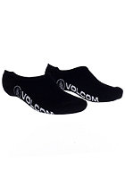 VOLCOM Low Socks black
