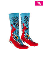 VOLCOM M French FA Socks bright blue