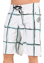 VOLCOM Maguro Plaid 22 Boardshorts white 