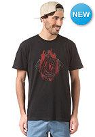 VOLCOM Mashtaors Basic S/S T-Shirt black