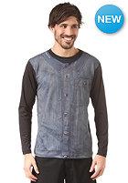 VOLCOM Metal Vest L/S Lycra black
