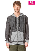 VOLCOM Miller Slim Hooded Sweat heather grey