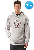 VOLCOM Mixed Logo Hooded Fleece Sweat heather grey