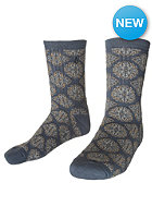 VOLCOM Mosaik Socks dusty bowl indigo