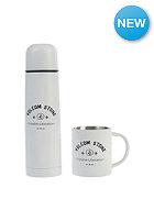 VOLCOM Mug/Flask Gift Set sulfur black