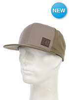 VOLCOM Nails 6Panel Snapback Cap fatigue green
