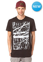 VOLCOM Negative Space V CO Logical S/S T-Shirt black