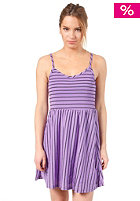 VOLCOM Neon Slice Dress vibrant purple