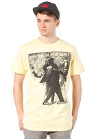 VOLCOM Never Take No S/S T-Shirt light yellow