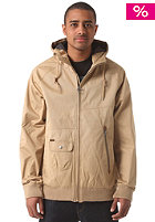 VOLCOM Nomve Mix Summer Jacket dark khaki