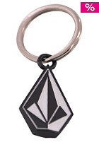 VOLCOM Oblique Keychain old black