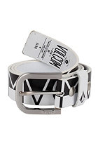 VOLCOM One Pu Belt white/black