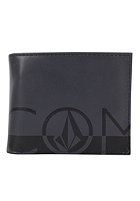 VOLCOM One Two Three Wallet L black on black