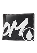 VOLCOM One Two Three Wallet L black/white