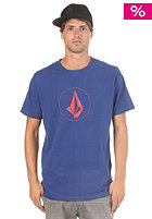 VOLCOM Original Stone S/S T-Shirt bold blue