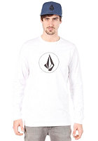 VOLCOM Original Stone Shirt white