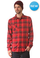 VOLCOM Pablo II L/S Shirt fire red