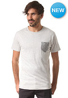 VOLCOM Parrot S/S T-Shirt paint white