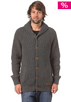 VOLCOM Pitfield Cardigan Sweatshirt metal