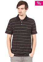 VOLCOM Prep S/S Polo Shirt black