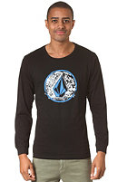 VOLCOM Punk Circle Longsleeve black