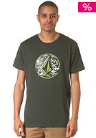 VOLCOM Punk Circle S/S T-Shirt midnight green