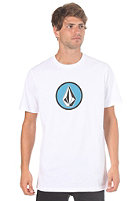 VOLCOM Pur Fun S/S T-Shirt white