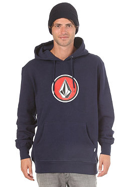 VOLCOM Pure Fun Basic Hooded Sweat midnight blue