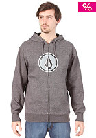 VOLCOM Pure Fun Hooded Zip Sweat black combo