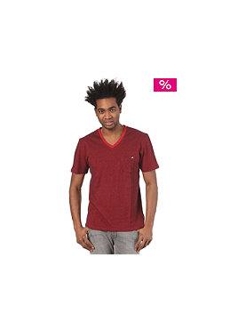 VOLCOM Pushover T-Shirt lumberjack red lumber jack red
