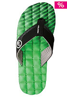 VOLCOM Recliner Creedlers Sandals electric green