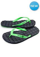 VOLCOM Recliner Rubber Sandal lime