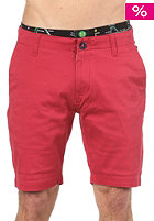 VOLCOM Rem Chino Shorts lumber jack red