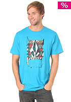 VOLCOM Rough Stone S/S T-Shirt electric blue