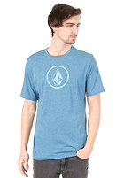 VOLCOM Round Stone Surf Tee Lycra airforce blue
