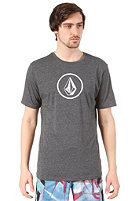 VOLCOM Round Stone Surf Tee Lycra black
