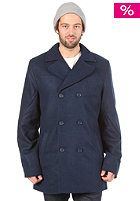 VOLCOM Rudder Peacoat Jacket dark navy