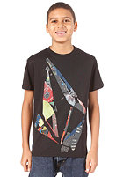 VOLCOM Scrapstone S/S T-Shirt black