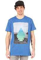 VOLCOM See The Light VCO Logical S/S T-Shirt marina blue