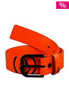 VOLCOM Serif PU Belt black/orange