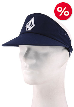 VOLCOM Set Spike Visor Flexfit Cap navy