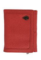 VOLCOM Shake Your Tassel Wallet rusty red