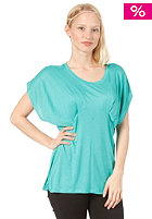 VOLCOM Simple Stone Yoke S/S T-Shirt bright turquoise
