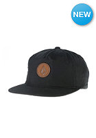 VOLCOM Single Stone Snapback Cap sulfur black
