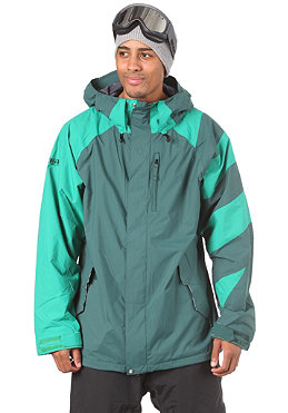 VOLCOM Singleton Jacket 2012 dark green
