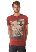 VOLCOM Smile Lightweight S/S T-Shirt burnt sienna