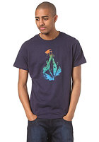 VOLCOM Smoke Stone S/S T-Shirt 2013 midnight blue